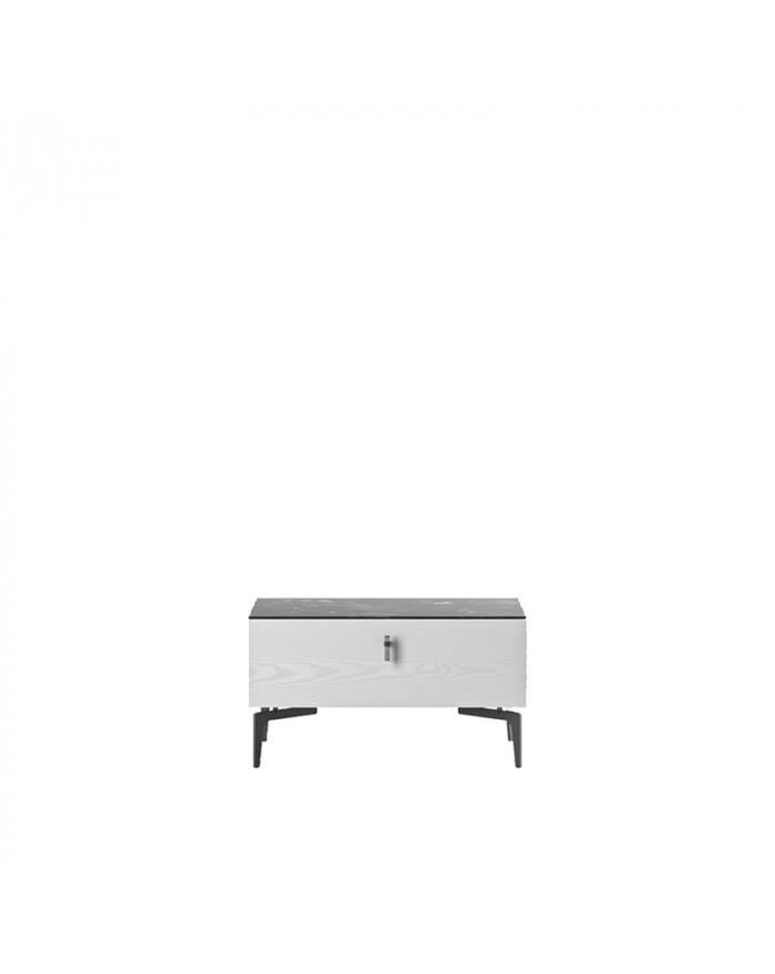 LAZIO WHITE Nachttisch