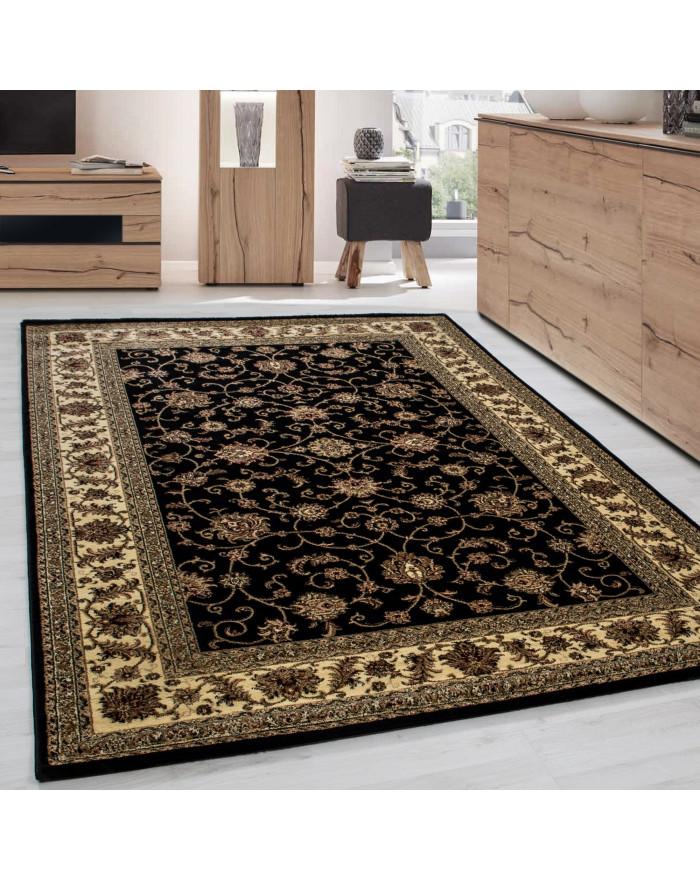 Klassisch & Orientalisch Teppich MARRAKESH 0210 SCHWARZ