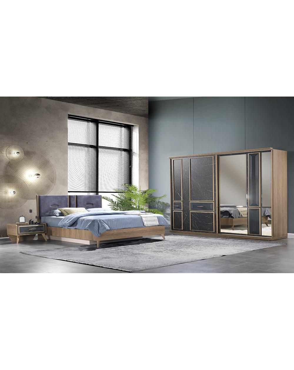 Arizona Moderne Komplett Schlafzimmer