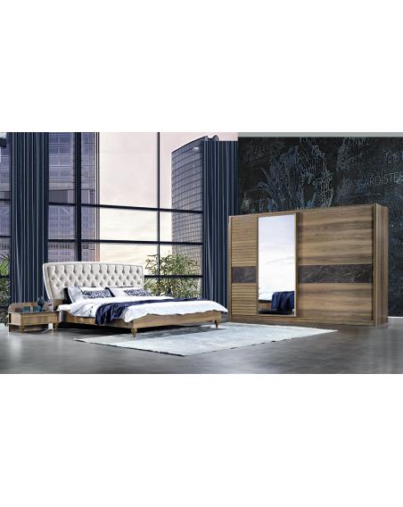 Yakamoz Moderne Komplett Schlafzimmer
