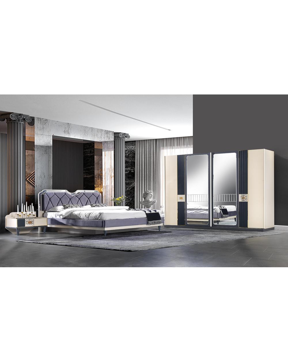 Yorunge Moderne Komplett Schlafzimmer