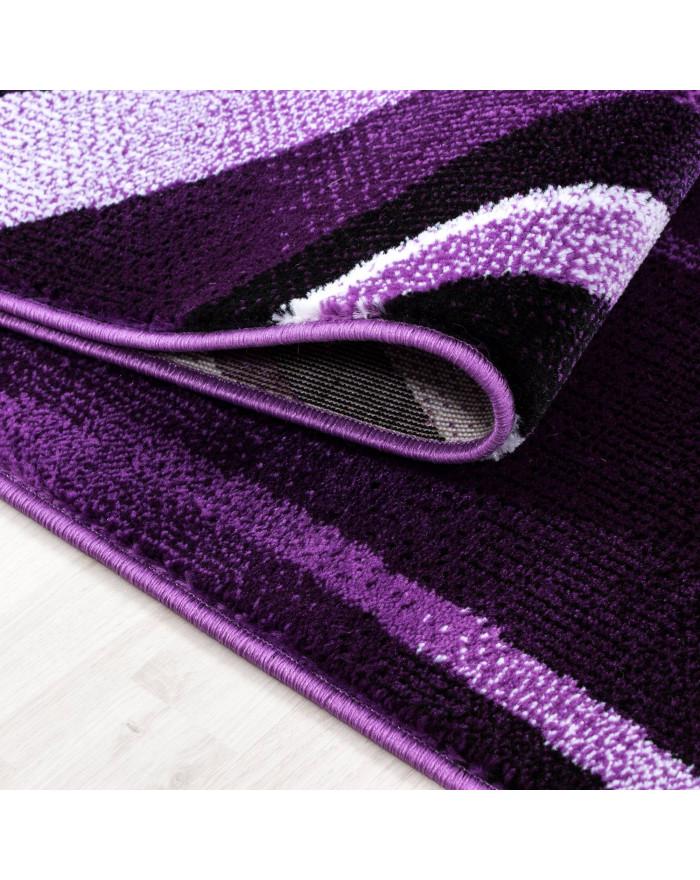 Moderner Designer Teppich Parma 9210 LILA
