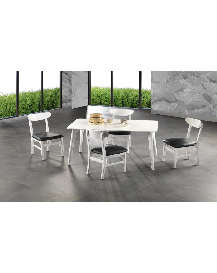 Bugra Esstisch & 4 Stühle