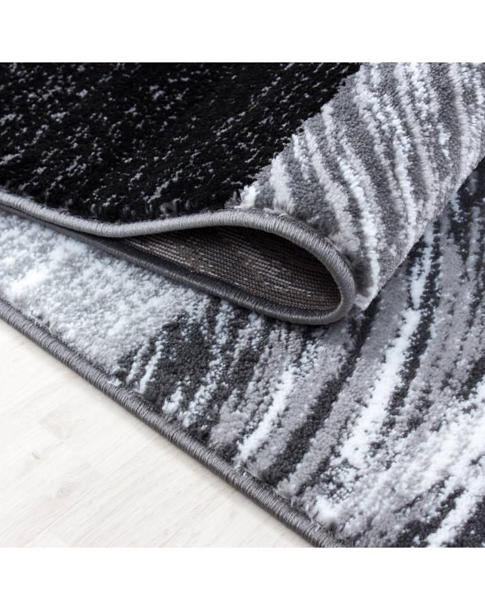 Moderner Designer Teppich Parma 9220 SCHWARZ