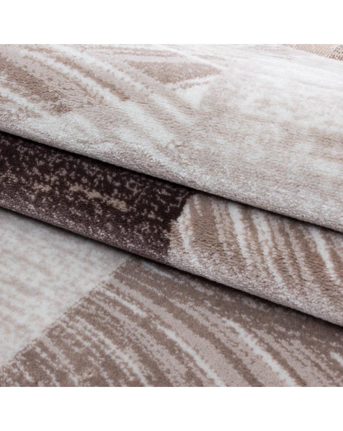 Modern & Designer Teppich PARMA 9220 BRAUN