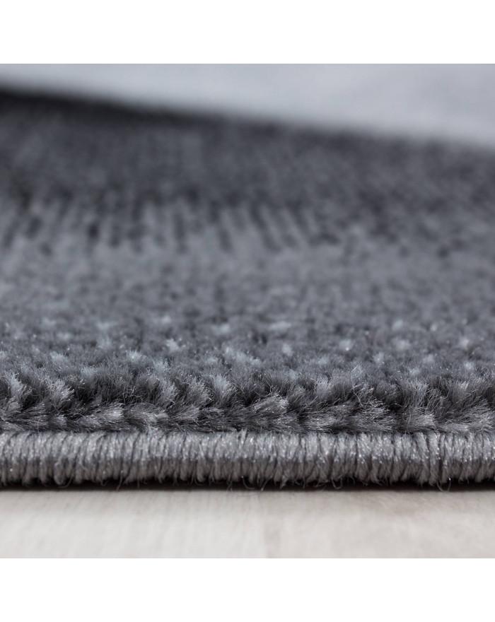 Moderner Designer Teppich Parma 9240 SCHWARZ