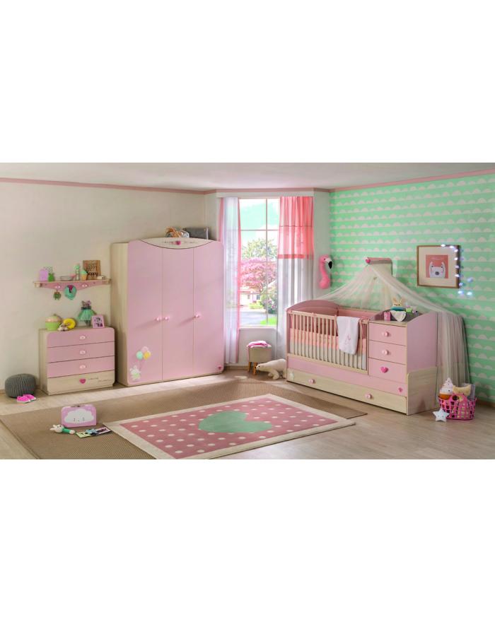 Baby Girl Komplett Babyzimmer
