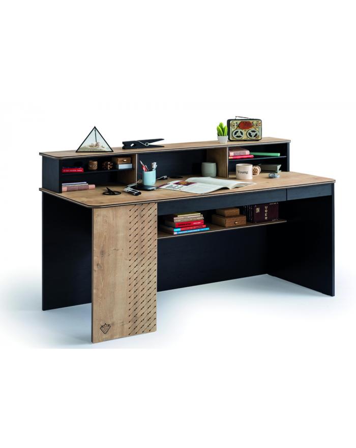 Black G Schreibtisch