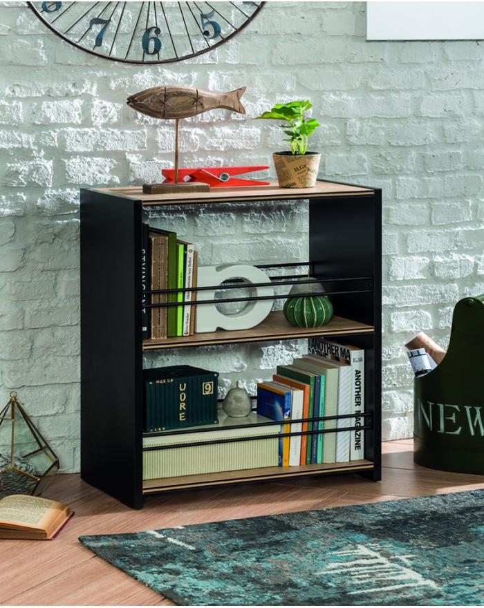 Black K Bücherregal