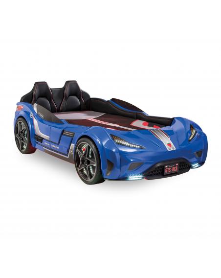 GTS Blau Autobett