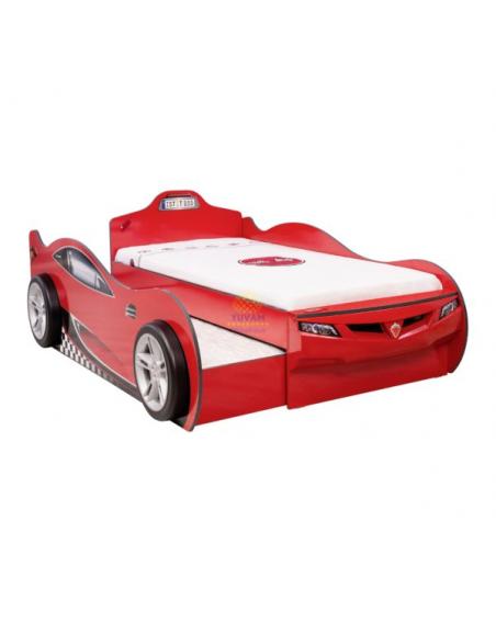 Coupe Rot Autobett mit...