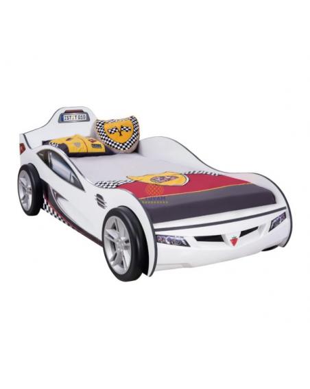 Coupe Weiß Autobett