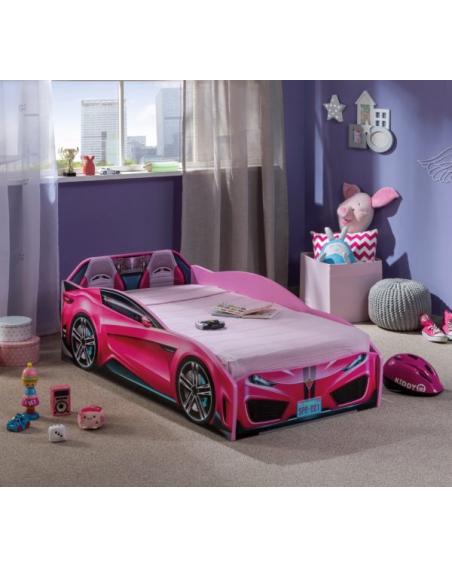 Spyder Pink Autobett