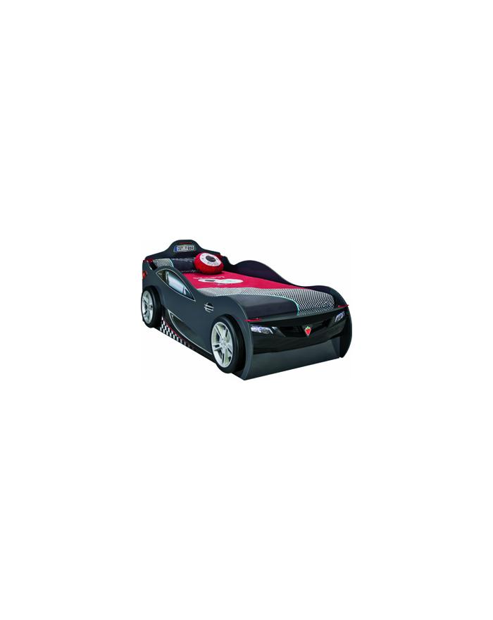 Coupe Schwarz Autobett