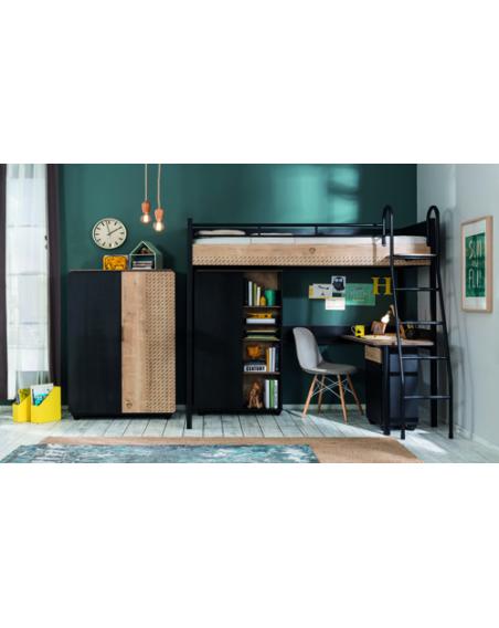 Black Compact Jugendzimmer