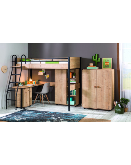 Mocha Compact Jugendzimmer