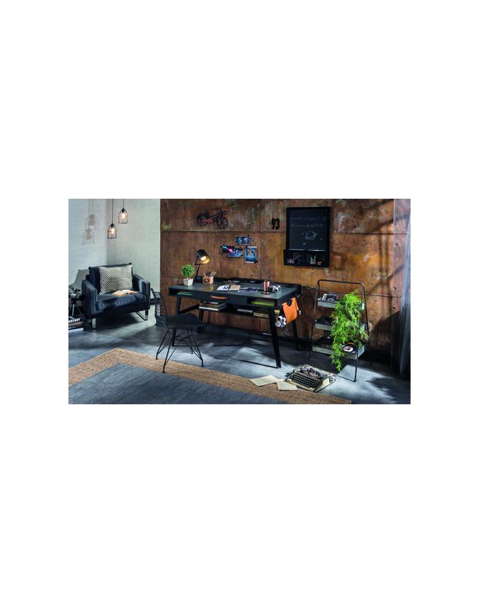Dark Metal Schreibtisch