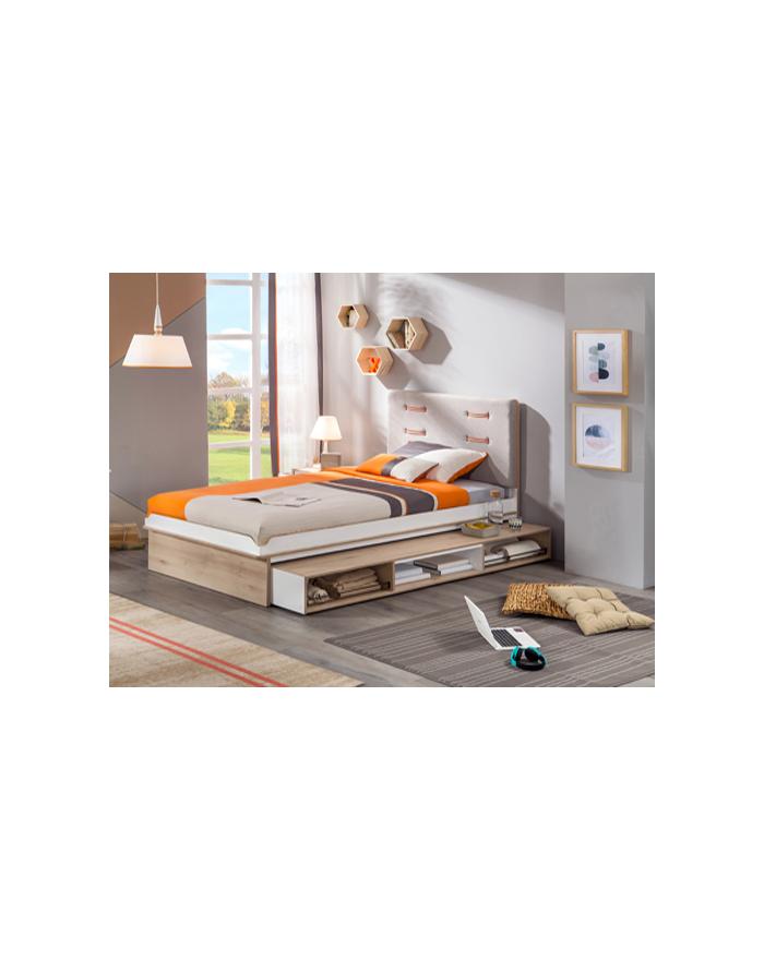 Dynamic Gästebett mit Fächern