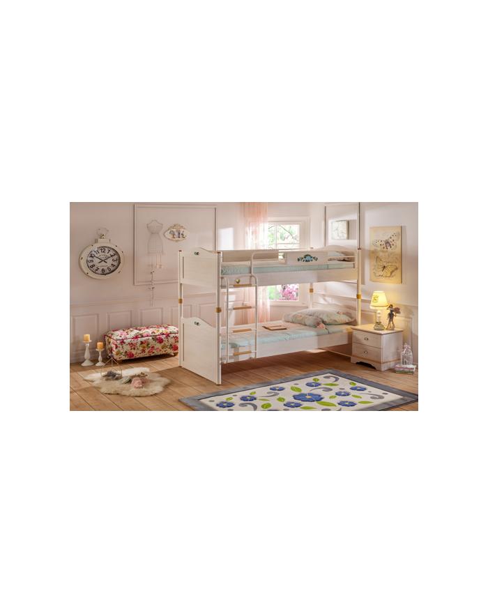 Flora Etagenbett 90×200
