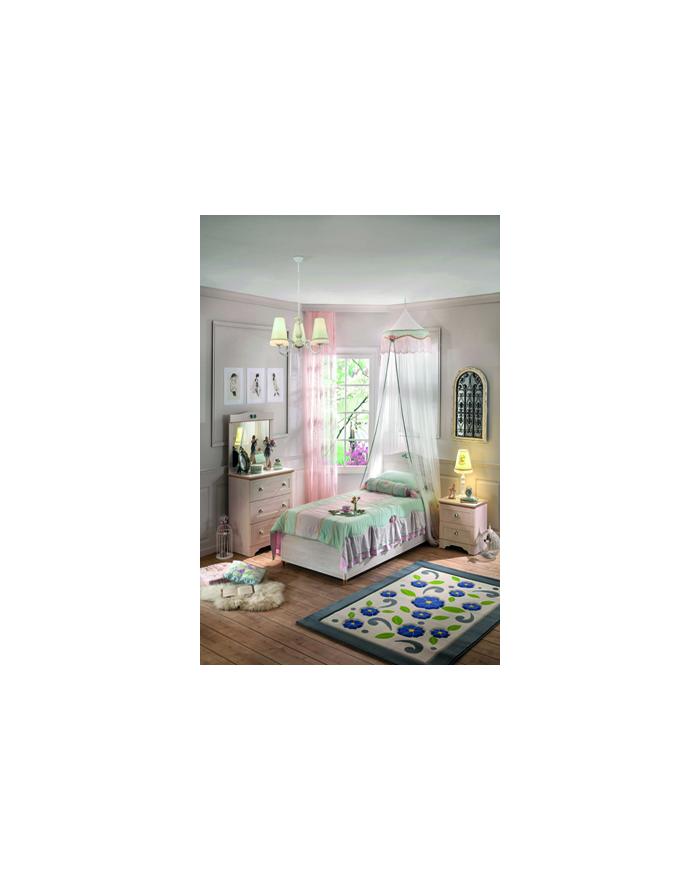 Flower Base Bett 90×190