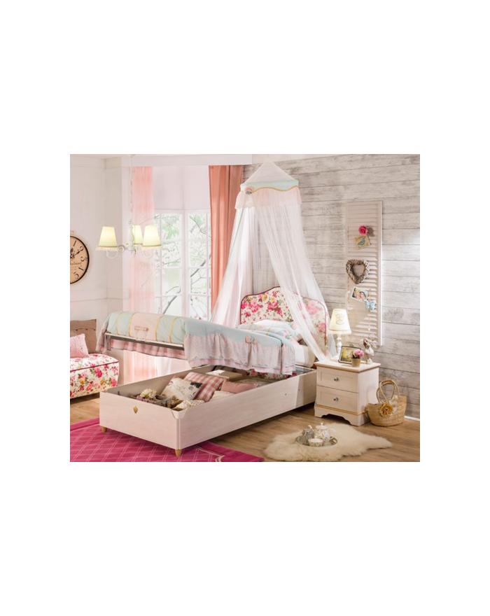Flora Base Bett 100×200