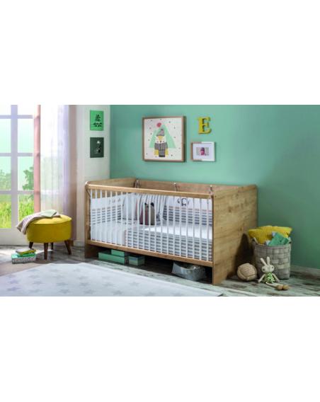 Mocha Baby Babybett 70×140