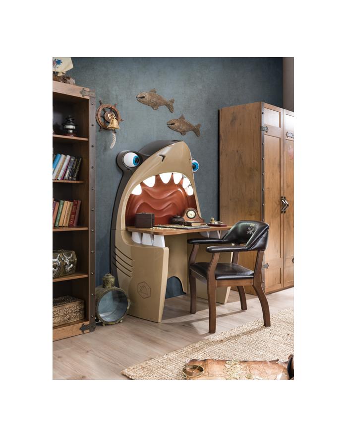 Pirate Shark Schreibtisch