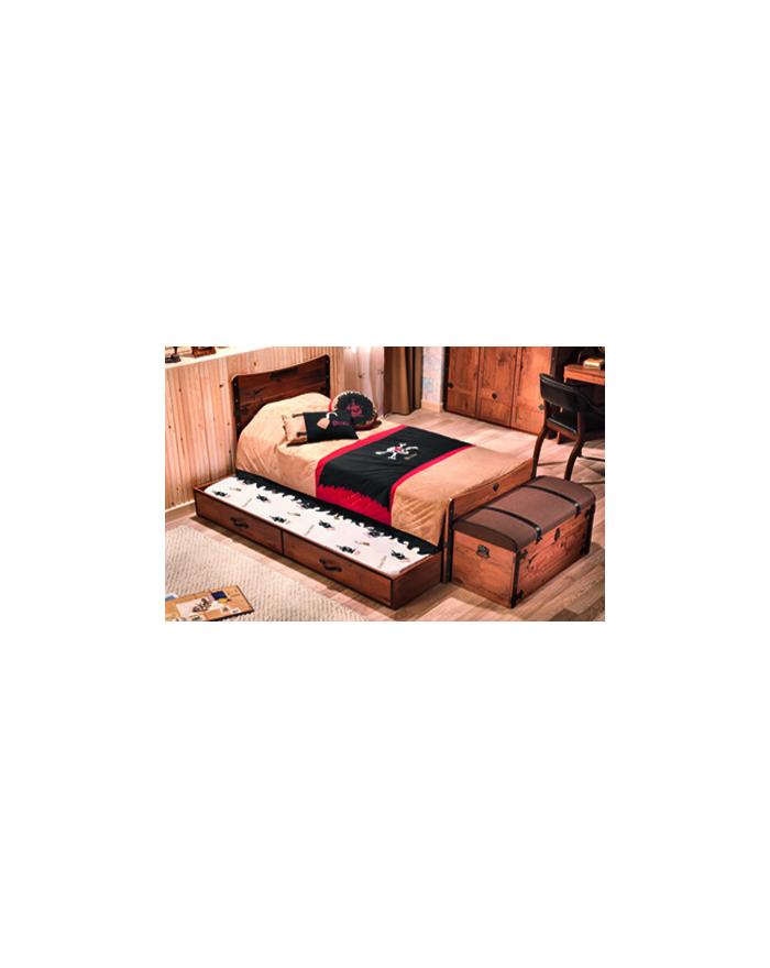 Pirate Gästebett 90×180