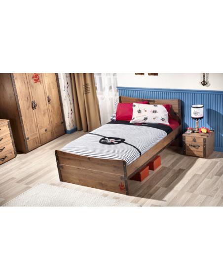 Pirate Bett 100×200