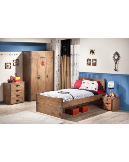 Pirate Bett 120×200