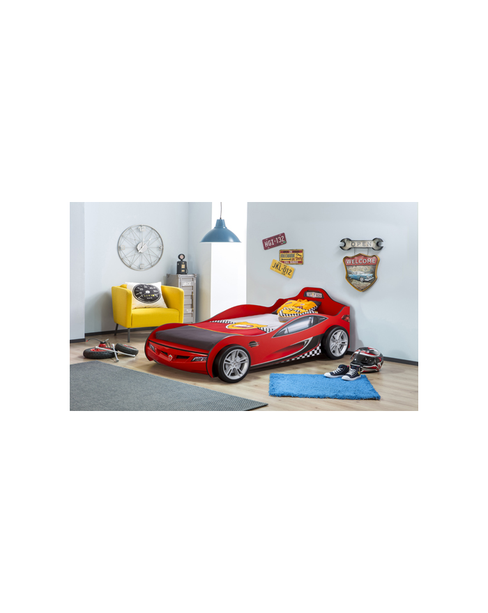 Racecup Rot Autobett