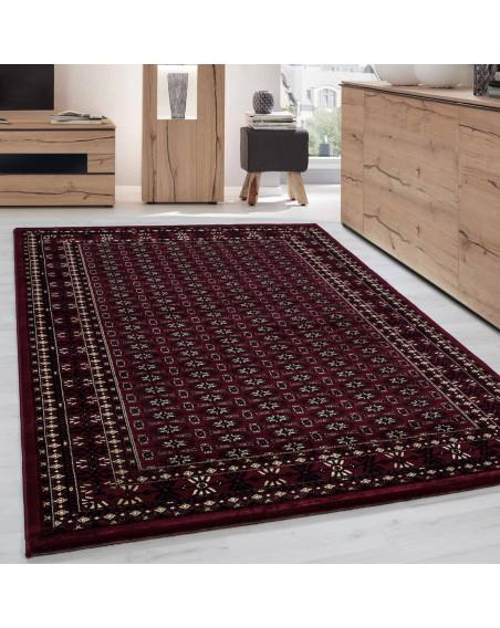Klassischer & Orientalischer Teppich MARRAKESH 0351 ROT