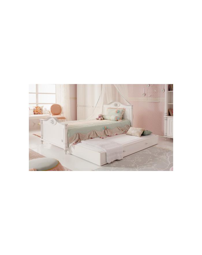 Romantic Jugendbett 100×200