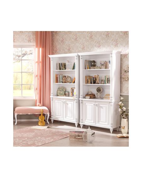 Romantic Bücherregal