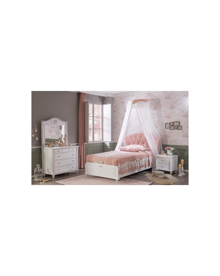 Romantic Basebett 100×200