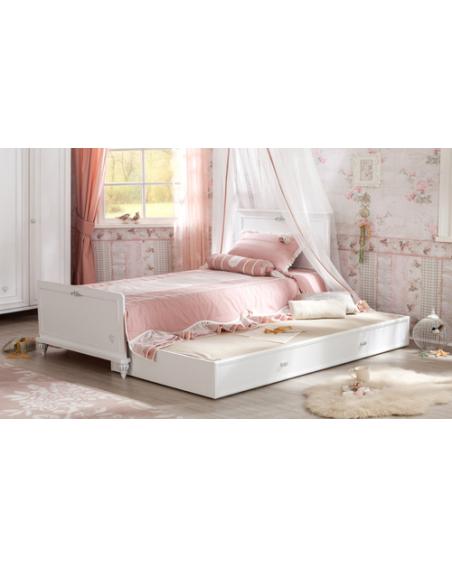 Romantica Gästebett 90×180
