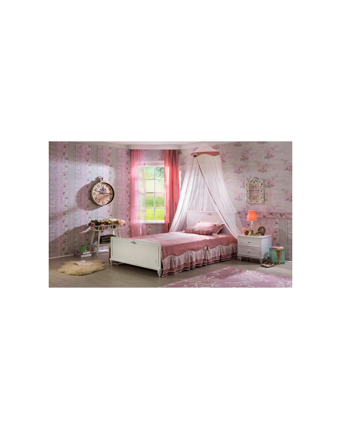 Romantica Jugendbett 120×200