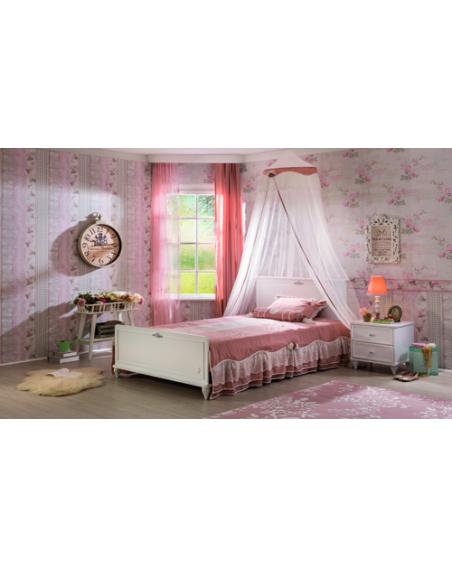 Romantica Jugendbett 100×200