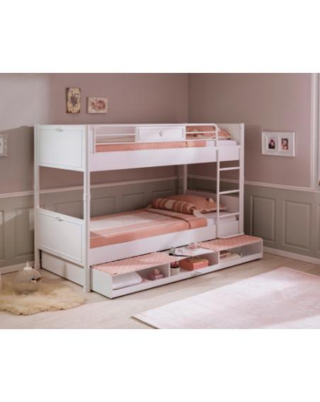 Romantica Etagenbett 90x200