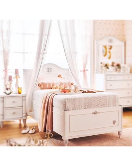 Romantica Basebett 100×200