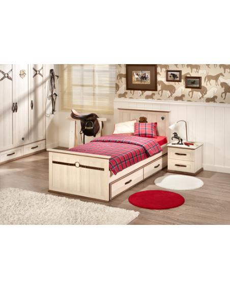 Royal Jugendbett 100×200