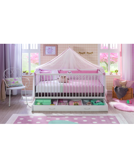 Selena Baby Babybett 70×140