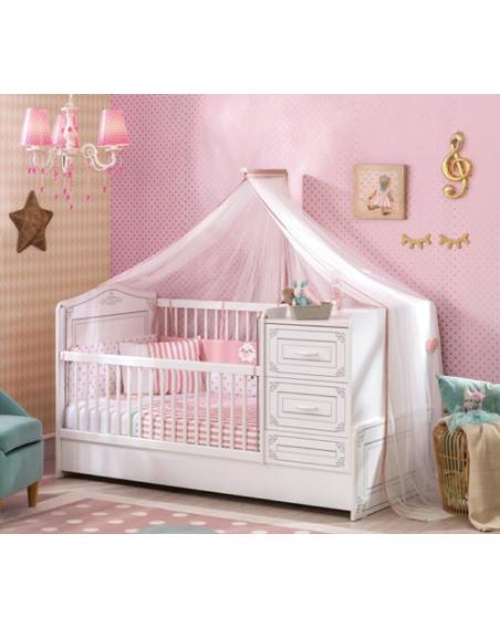 Selena Baby Babybett –...