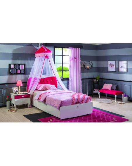 Yakut Jugend Base Bett 100×200