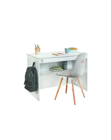 White Schreibtisch
