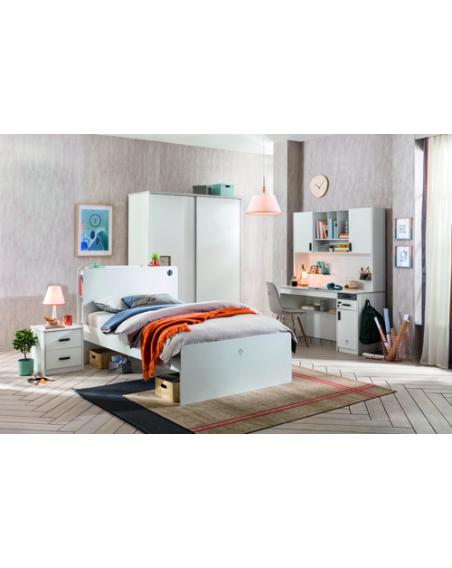White A Jugendzimmer