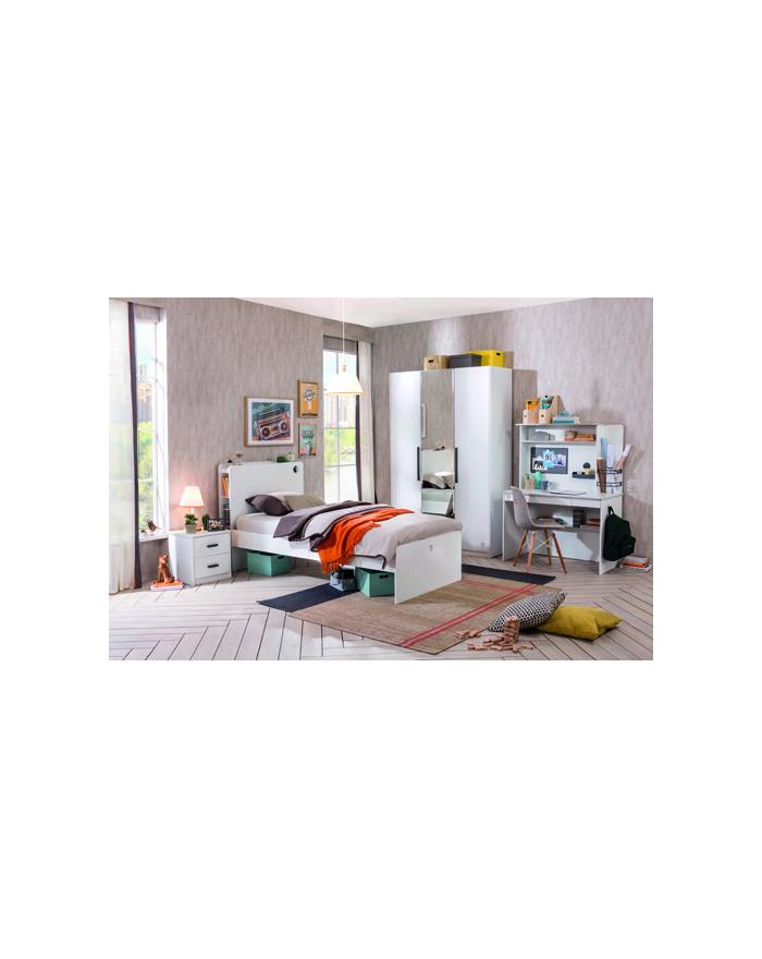 White B Jugendzimmer