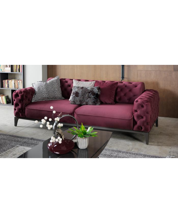 Floransa Sofa Set 3 Sitzer...