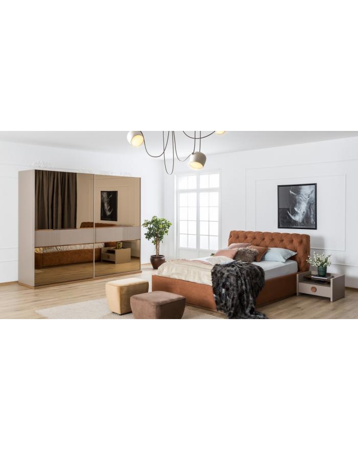Mocha Komplett Schlafzimmer