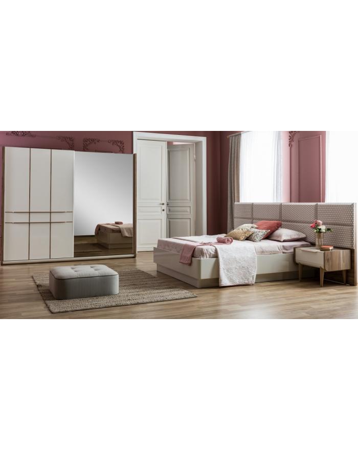 Gray Komplett Schlafzimmer
